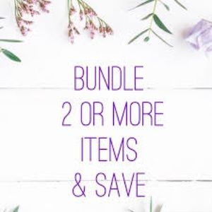 Other - Bundle 2 or more items & save